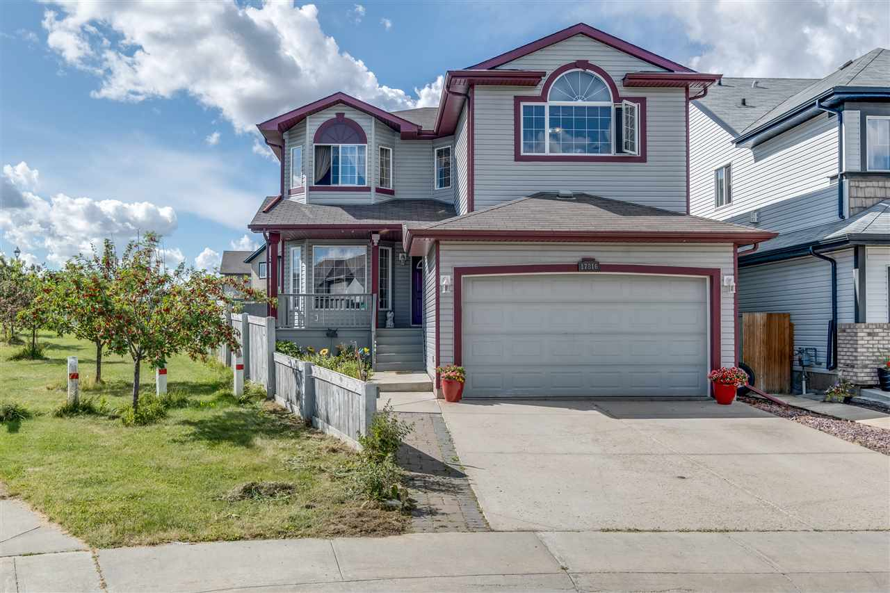 FEATURED LISTING: 17816 84 Street Northwest Edmonton
