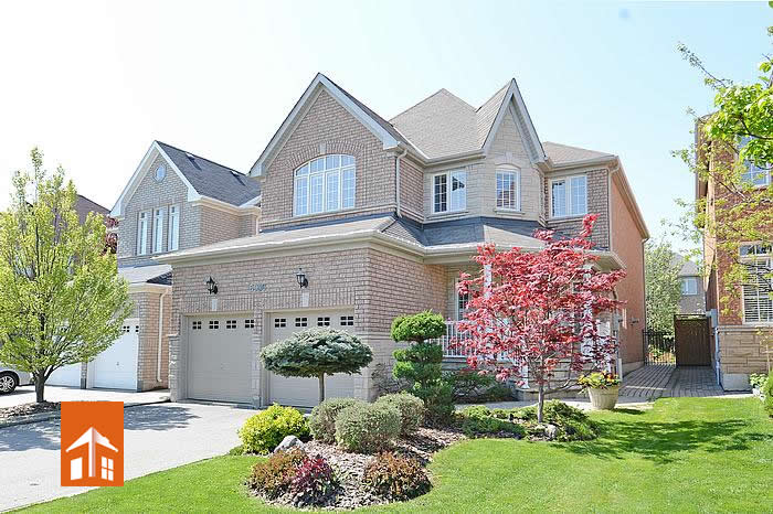 Main Photo: 5906 Bassinger Pl in Mississauga: Churchill Meadows House (2-Storey) for sale : MLS®# W2694493