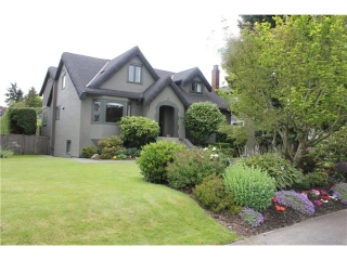 Main Photo: 3380 W 32ND Avenue in Vancouver: Dunbar House for sale (Vancouver West)  : MLS® # V1020391