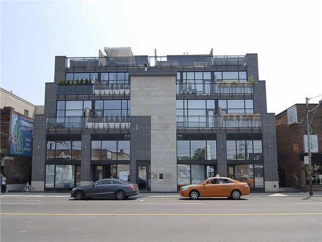 FEATURED LISTING: 111 - 483 Dupont Street Toronto