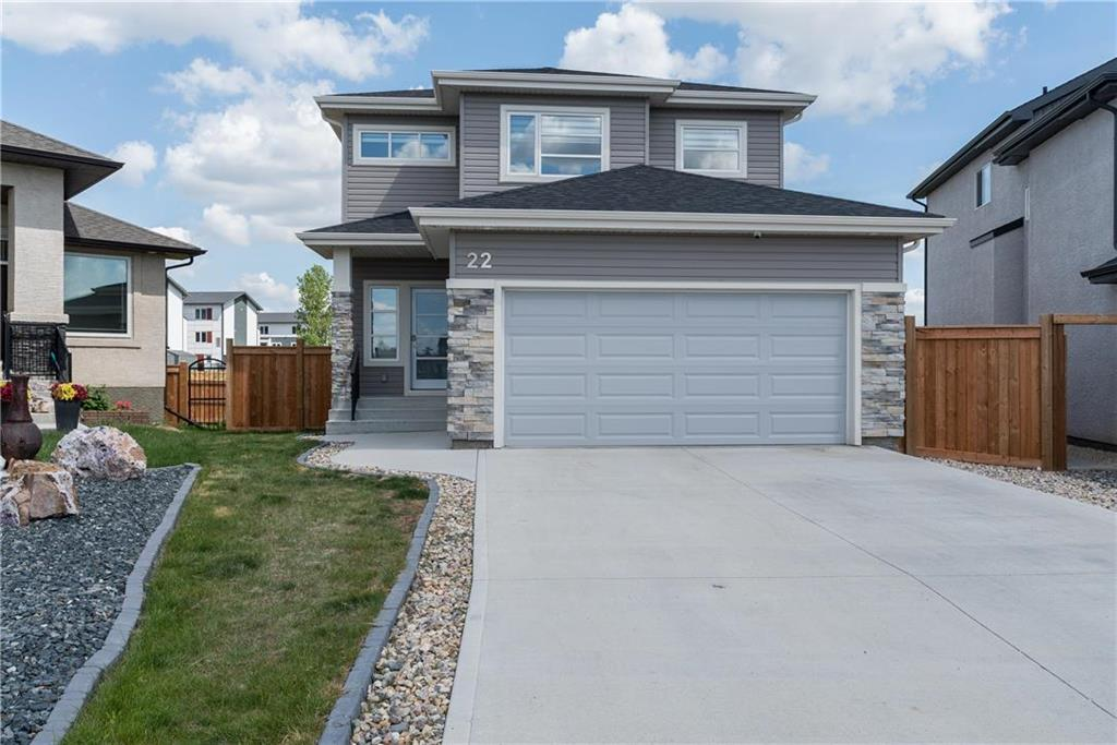 FEATURED LISTING: 22 Manastyrsky Cove Winnipeg