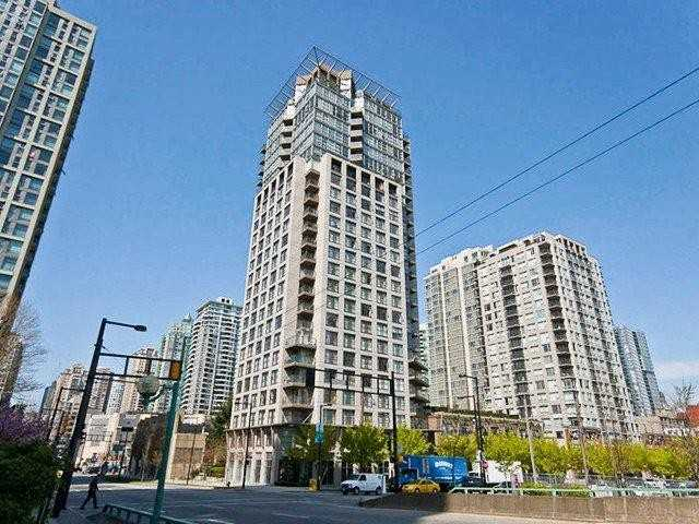 Main Photo: 406 989 BEATTY Street in Vancouver: Yaletown Condo for sale (Vancouver West)  : MLS® # V1018805