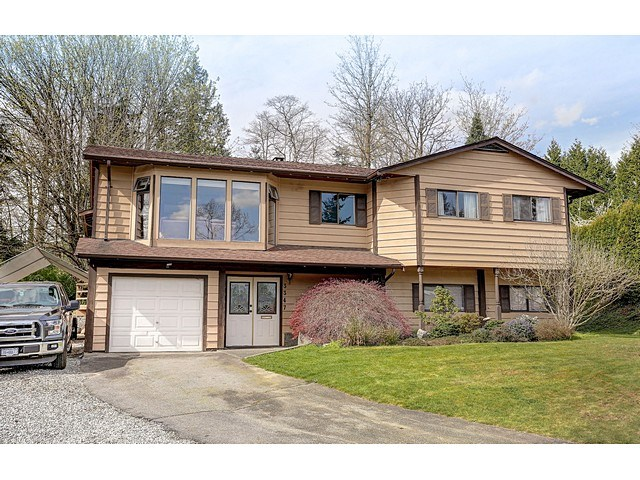 Main Photo: 3347 FAIRLAND COURT in Burnaby: Government Road House for sale (Burnaby North)  : MLS® # R2048478