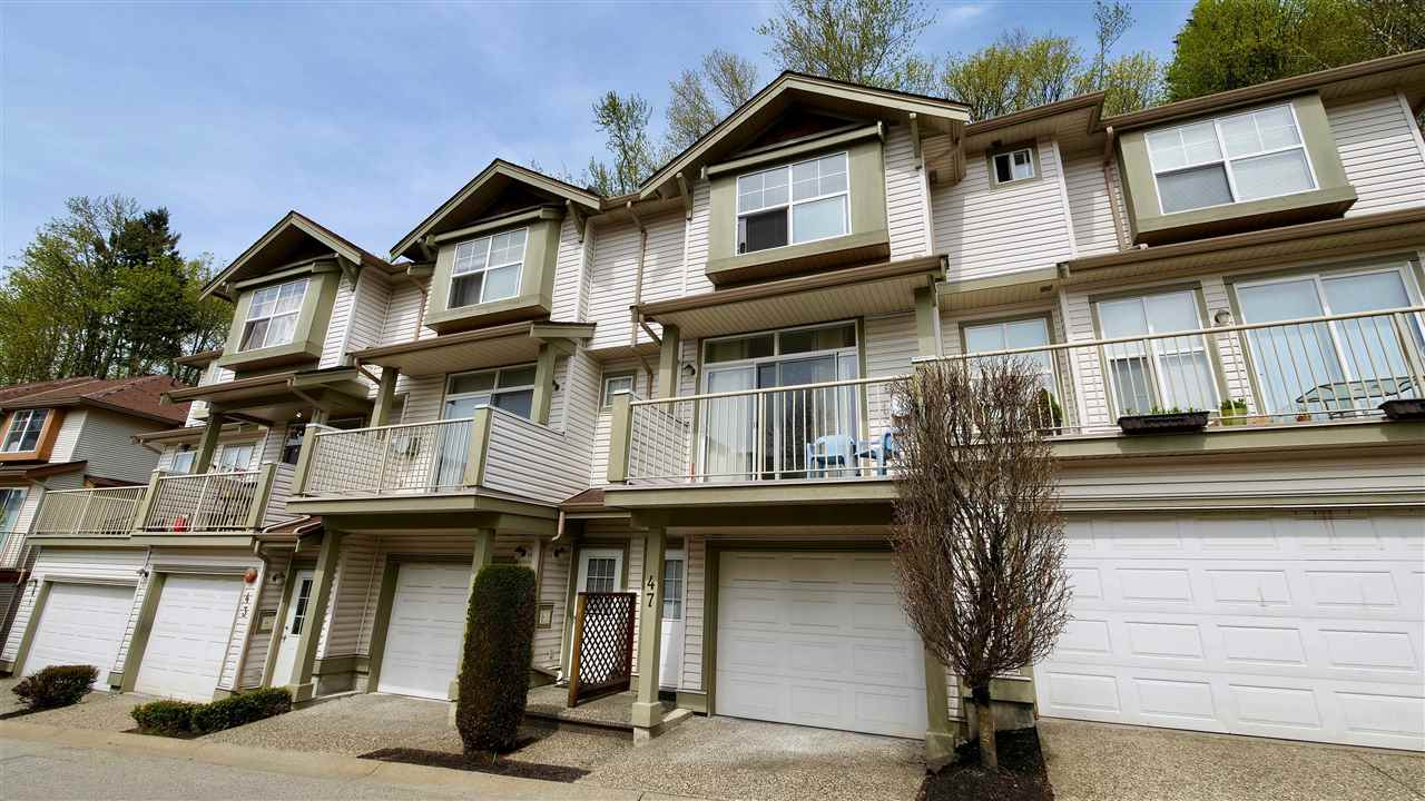 Main Photo: 47 35287 OLD YALE ROAD in Abbotsford: Abbotsford East Townhouse for sale : MLS®# R2263020