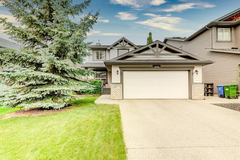FEATURED LISTING: 35 HIDDEN CREEK Circle Northwest Calgary