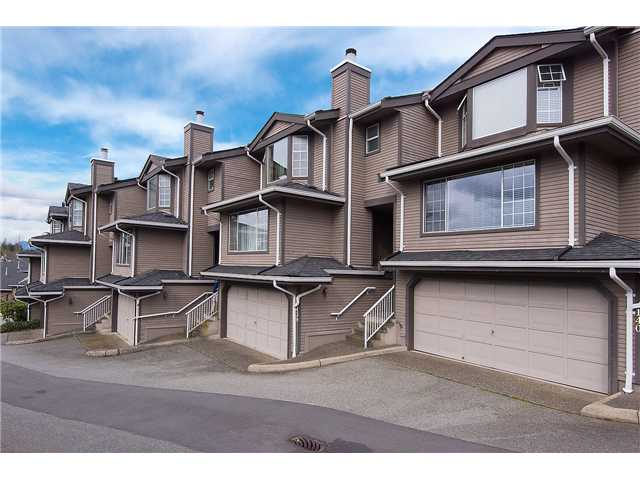 Main Photo: 139 1140 Castle Crescent in Port Coquitlam: Townhouse for sale : MLS® # V1111691