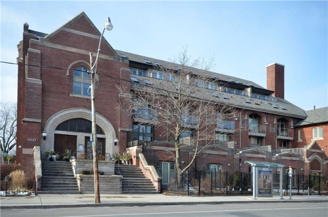 FEATURED LISTING: 206 - 660 Pape Avenue Toronto