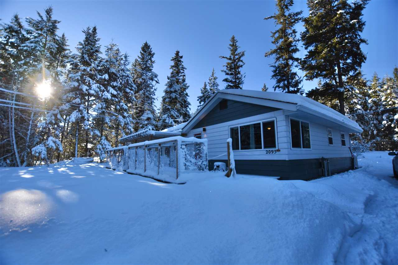 FEATURED LISTING: 2095 DOG CREEK Road Williams Lake