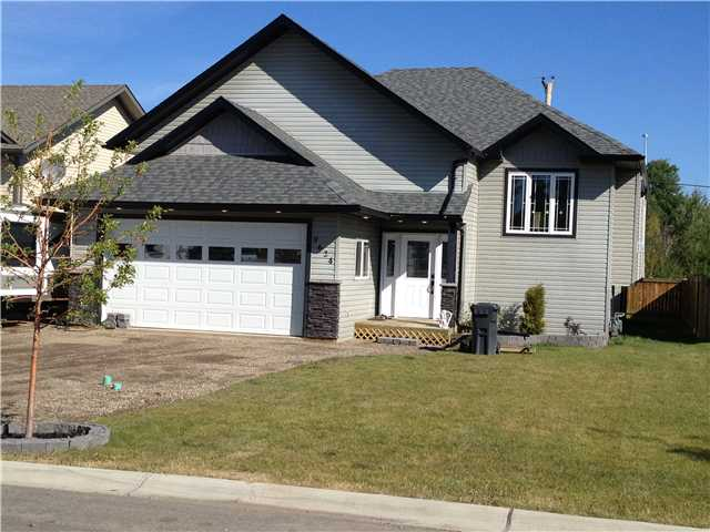 "Main Photo: 9624 118TH Avenue in Fort St. John: Fort St. John - City SE House for sale in ""EVERGREEN ESTATES"" (Fort St. John (Zone 60))  : MLS® # N221735"