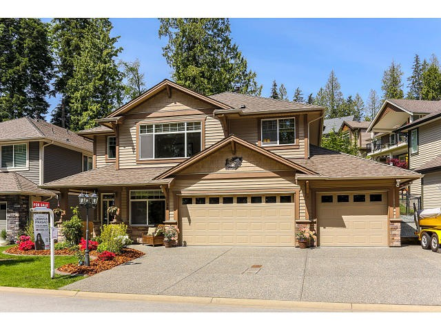 Main Photo: # 18 13210 SHOESMITH CR in Maple Ridge: Silver Valley House for sale : MLS®# V1121764