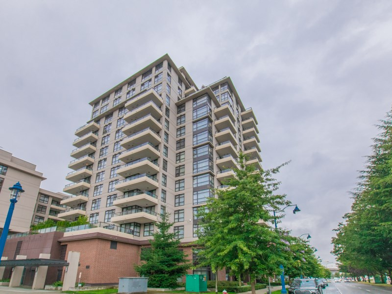 Main Photo: 903 8160 LANSDOWNE ROAD in Richmond: Brighouse Condo for sale : MLS® # R2095593