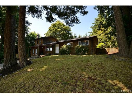 Main Photo: 2298 Otter Point Road in SOOKE: Sk Broomhill Single Family Detached for sale (Sooke)  : MLS® # 311930