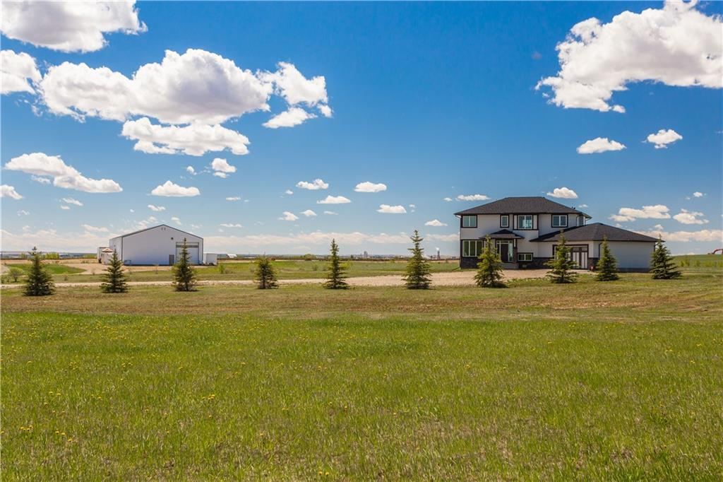 FEATURED LISTING: 263045 Township Road 224 Rural Wheatland County