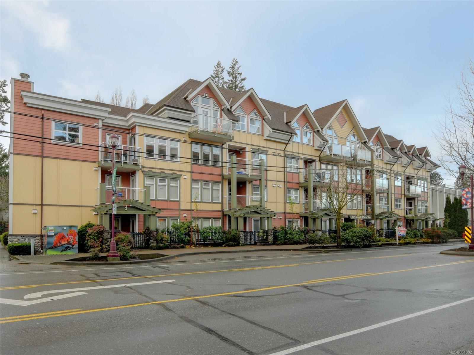 FEATURED LISTING: 410 - 663 Goldstream Ave