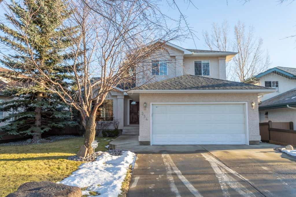 FEATURED LISTING: 954 BURROWS Crescent Edmonton