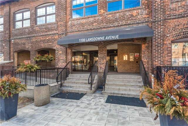 Photo 3: 1100 Lansdowne Ave Unit #306 in Toronto: Dovercourt-Wallace Emerson-Junction Condo for sale (Toronto W02)  : MLS® # W3729598