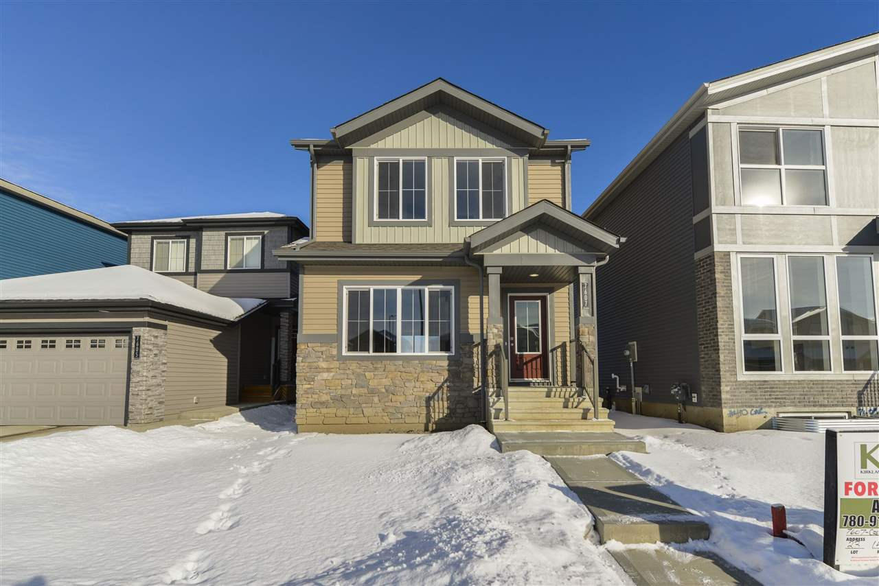 FEATURED LISTING: 7607 CREIGHTON Place Edmonton