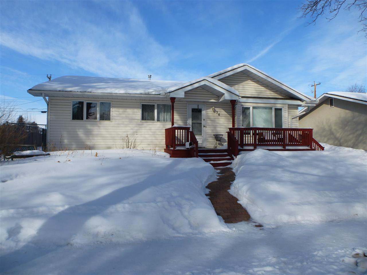 FEATURED LISTING: 36 SPRINGFIELD Crescent St. Albert