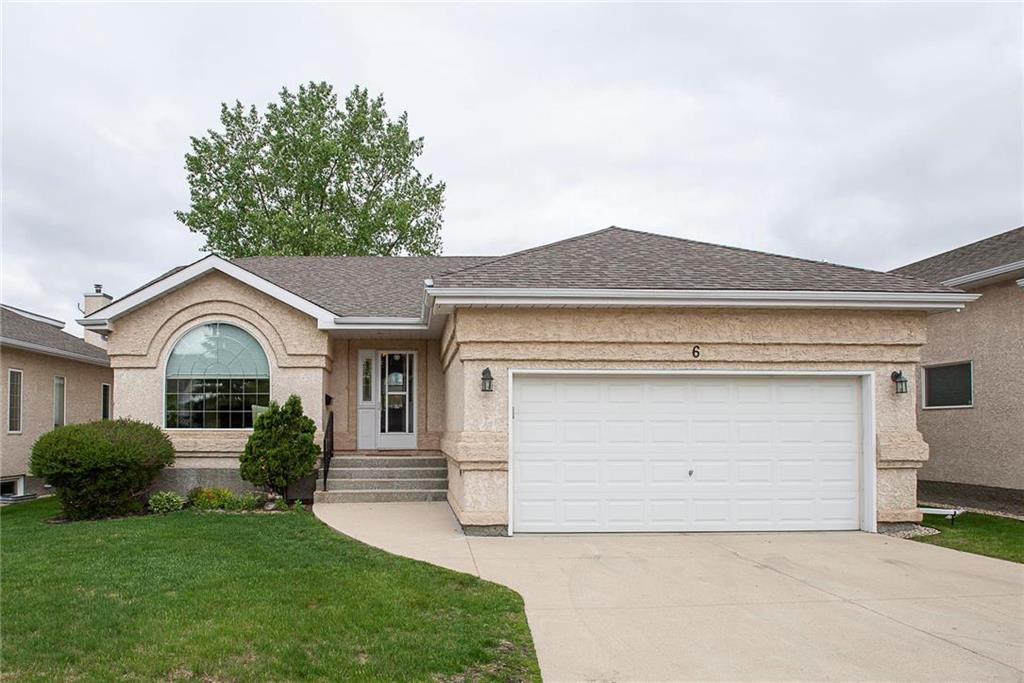 FEATURED LISTING: 6 - 385 Willowlake Crescent Winnipeg