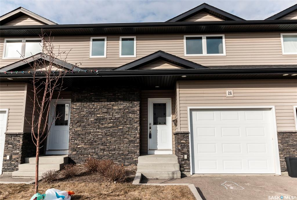 FEATURED LISTING: 26 - 365 Dawson Crescent Saskatoon