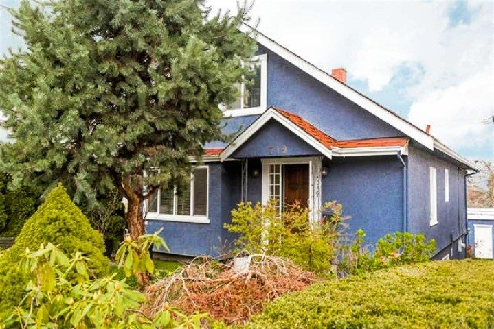 FEATURED LISTING: 719 DURWARD Avenue Vancouver
