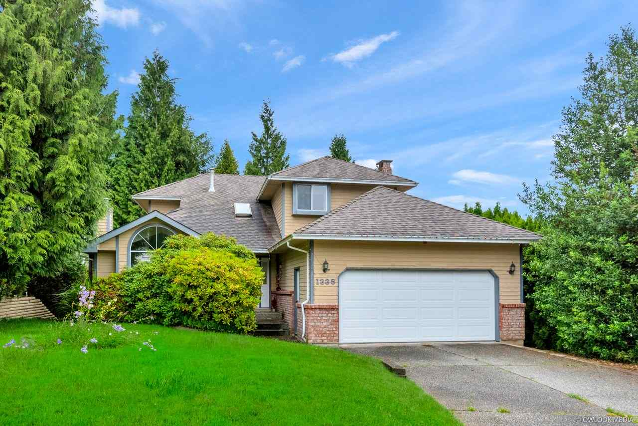 FEATURED LISTING: 1335 TALBOT Court Coquitlam