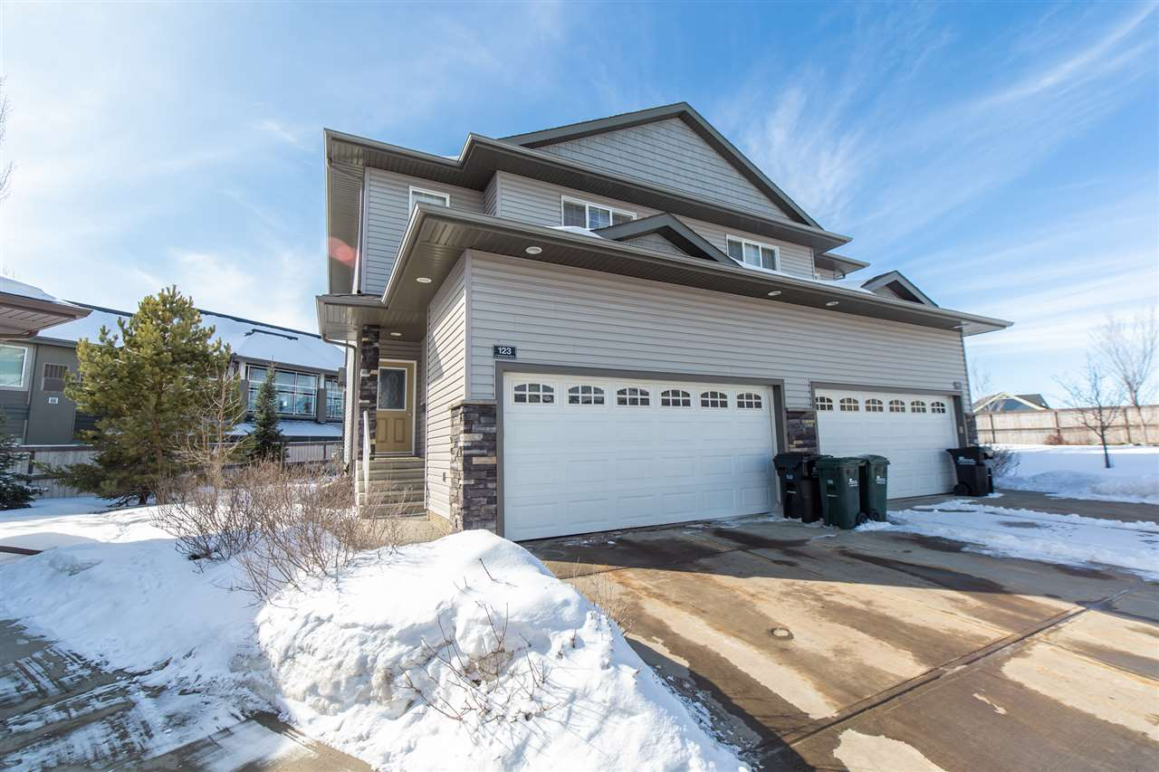 FEATURED LISTING: 123 - 41 Summerwood Boulevard Sherwood Park