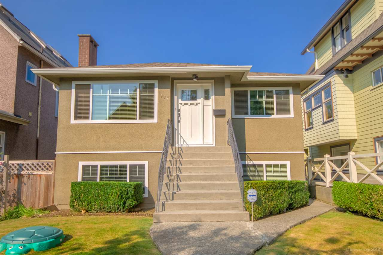FEATURED LISTING: 637 11 Avenue East Vancouver