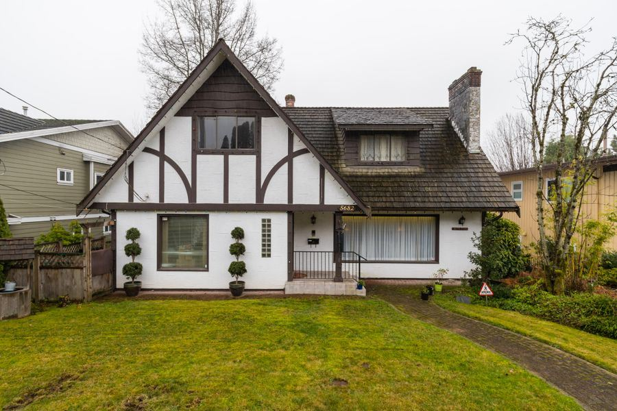 FEATURED LISTING: 5682 GILPIN Street Burnaby