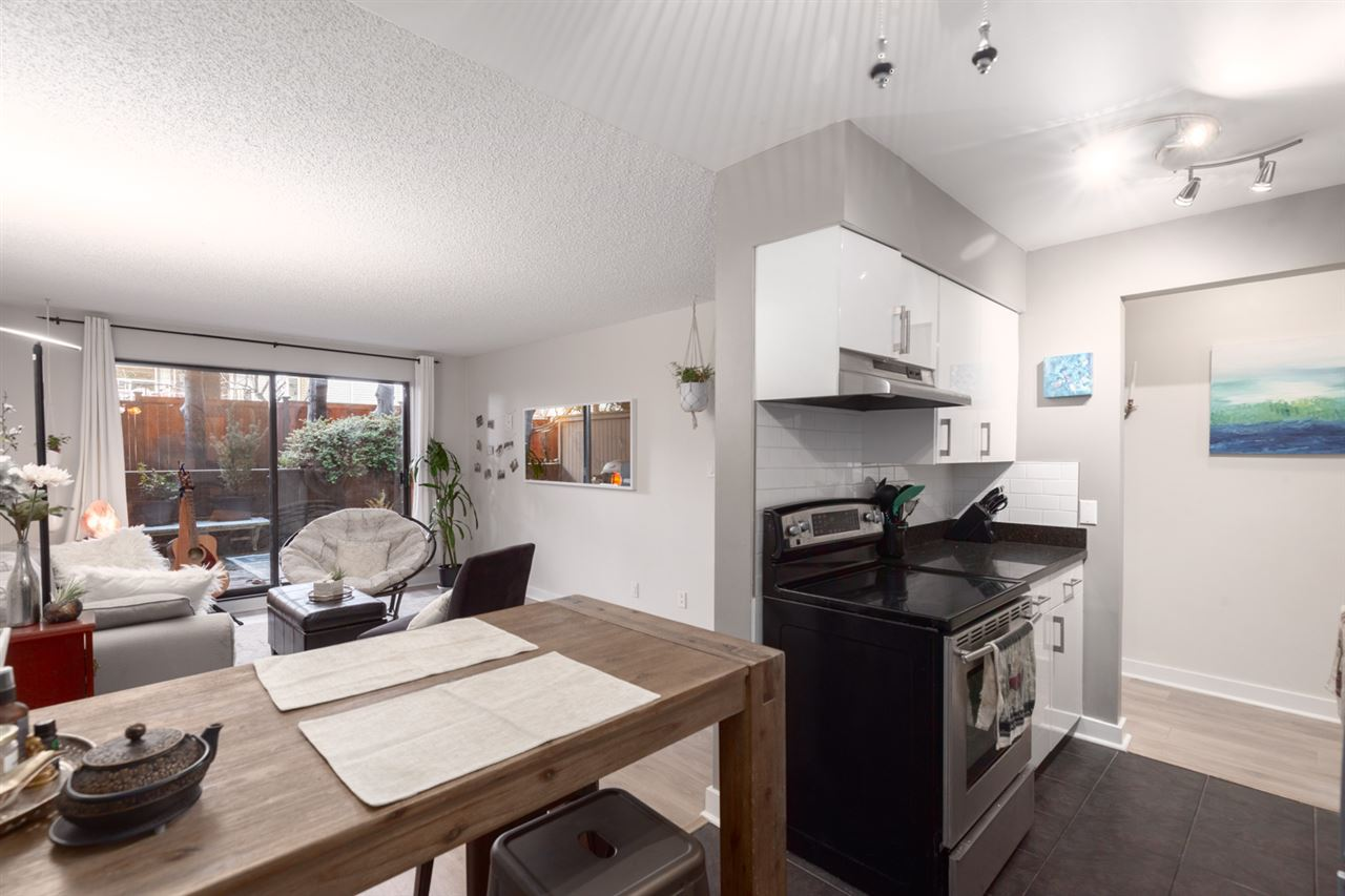 FEATURED LISTING: 107 1515 5TH Avenue East Vancouver