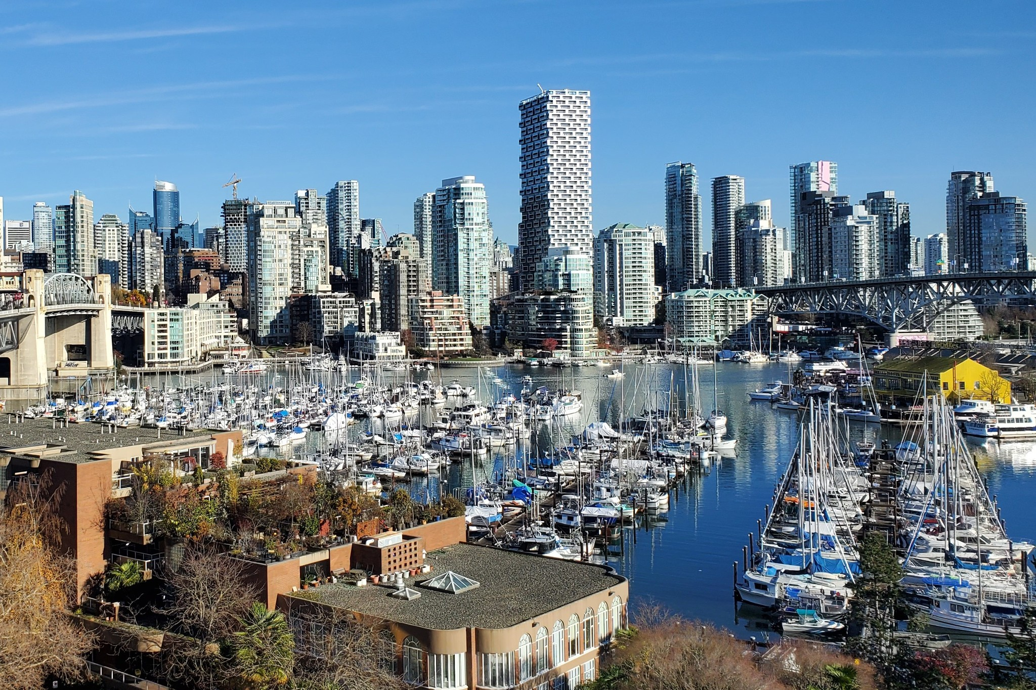 FEATURED LISTING: 807 - 1450 Pennyfarthing Drive Vancouver