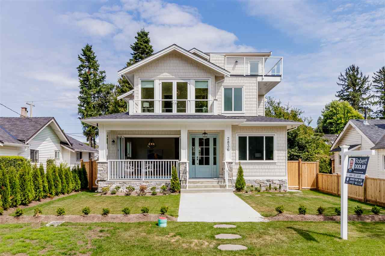 FEATURED LISTING: 2836 MCKENZIE Street Surrey