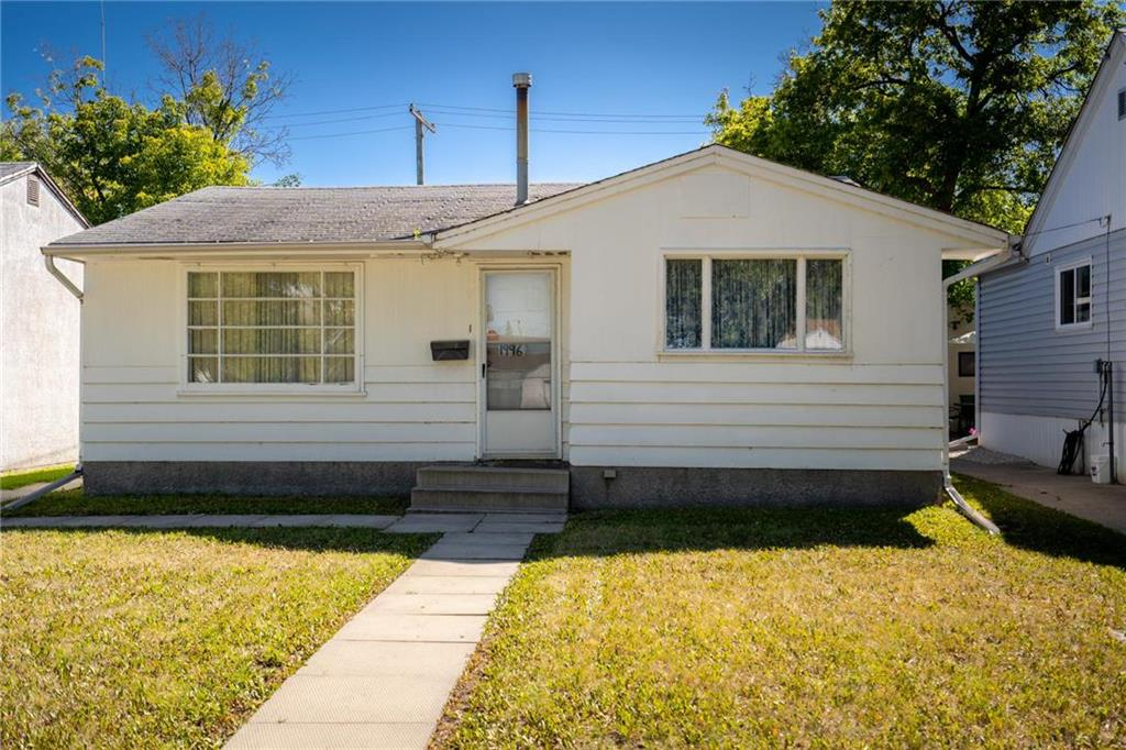 FEATURED LISTING: 1996 Pacific Avenue West Winnipeg