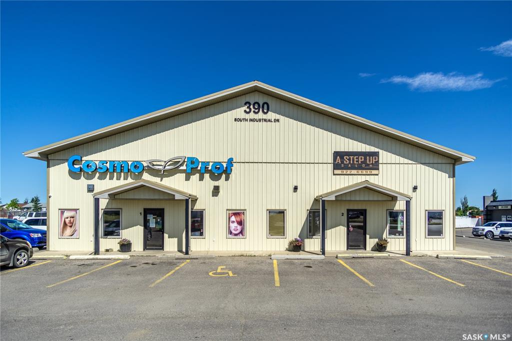 FEATURED LISTING: 390 South Industrial Drive Prince Albert