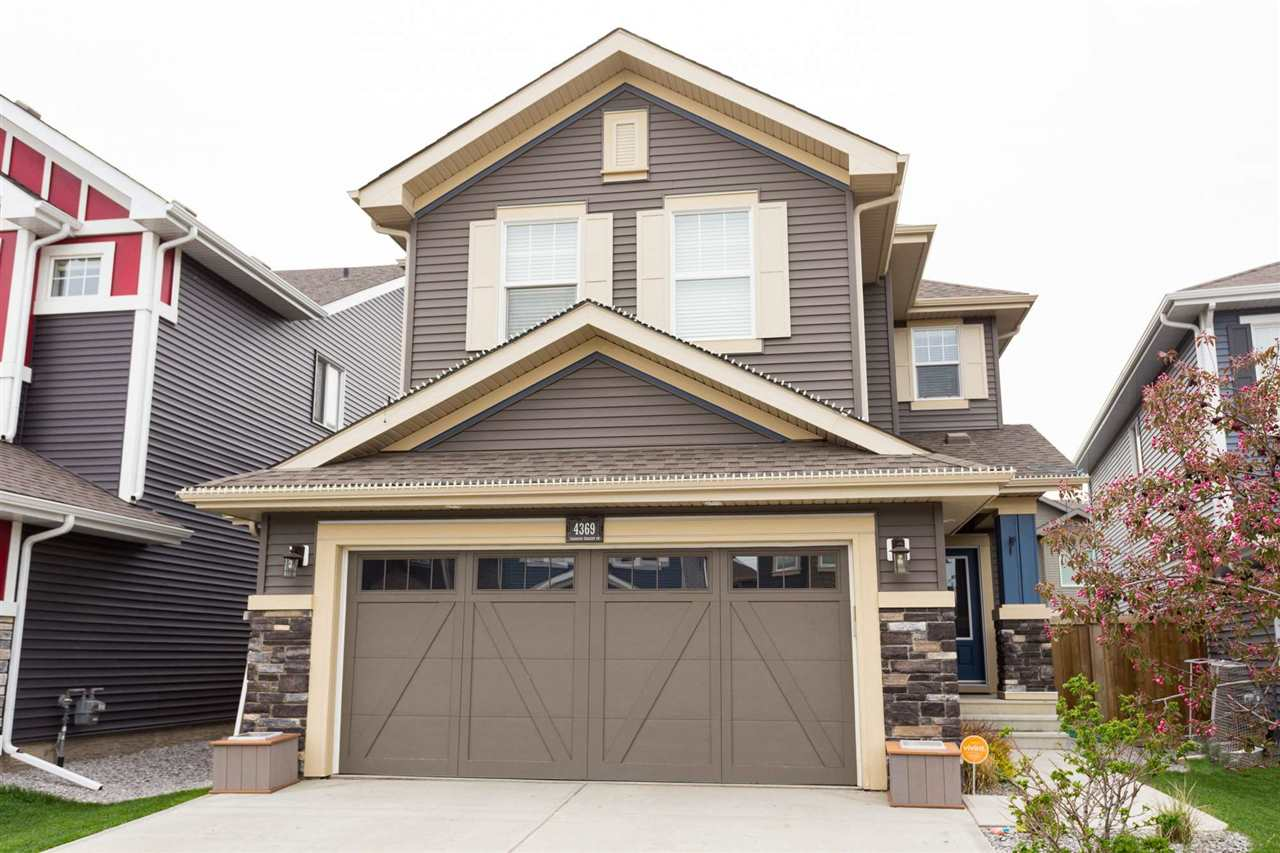 FEATURED LISTING: 4369 CRABAPPLE Crescent Edmonton