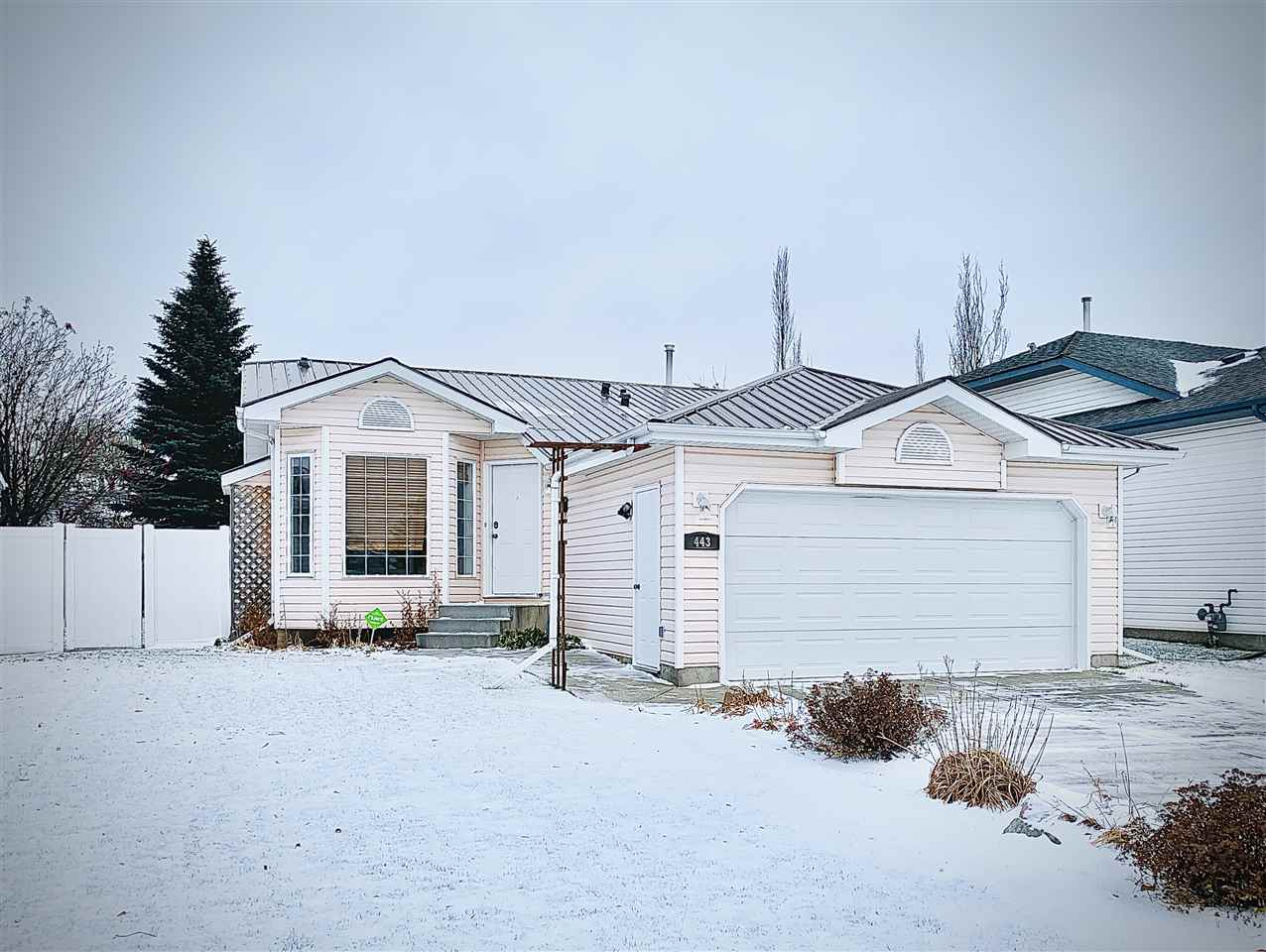 FEATURED LISTING: 443 ST. ANDREWS Crescent Stony Plain