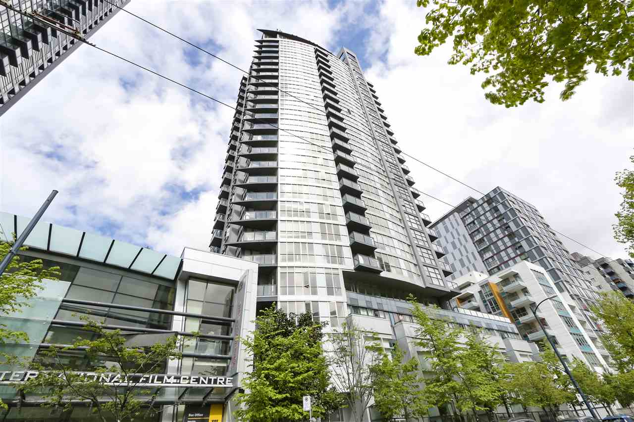 FEATURED LISTING: 705 - 1155 SEYMOUR Street Vancouver