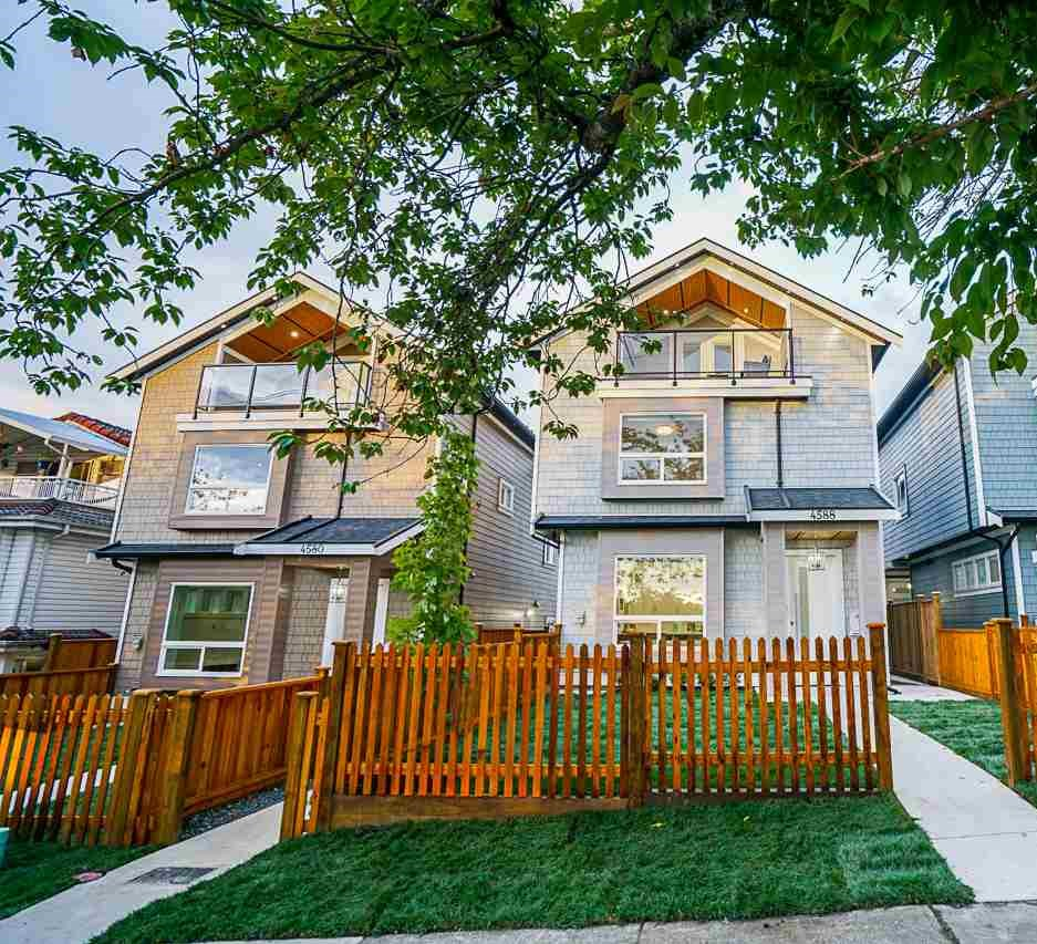 FEATURED LISTING: 4588 DUMFRIES Street Vancouver