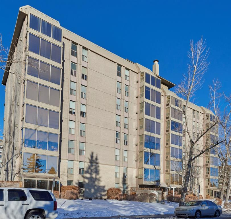 FEATURED LISTING: 202 - 4555 Varsity Lane Northwest Calgary