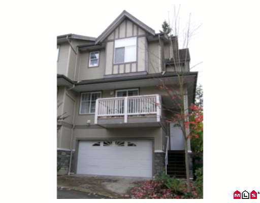 "Main Photo: 15133 29A Ave in White Rock: King George Corridor Townhouse for sale in ""Stonewoods"" (South Surrey White Rock)  : MLS®# F2624847"