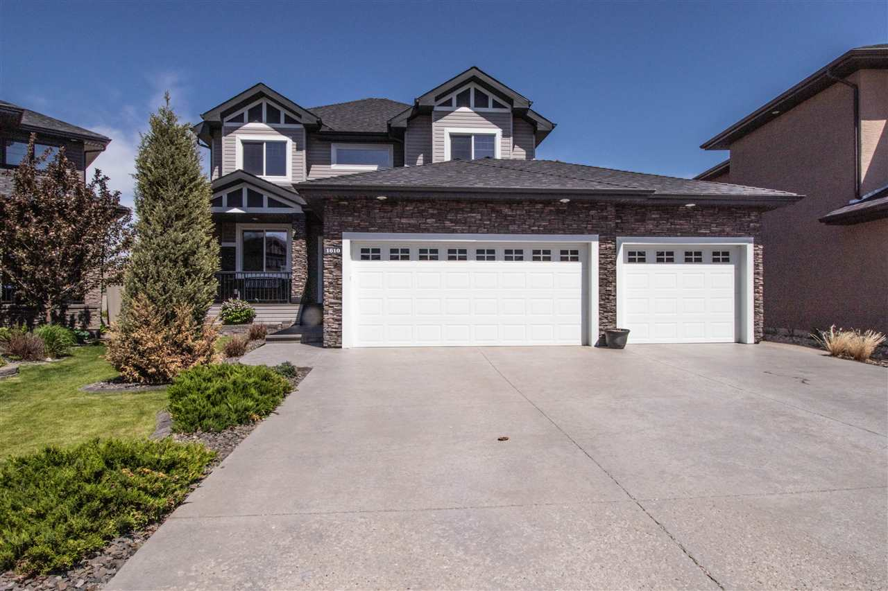 FEATURED LISTING: 1610 ADAMSON Close Edmonton