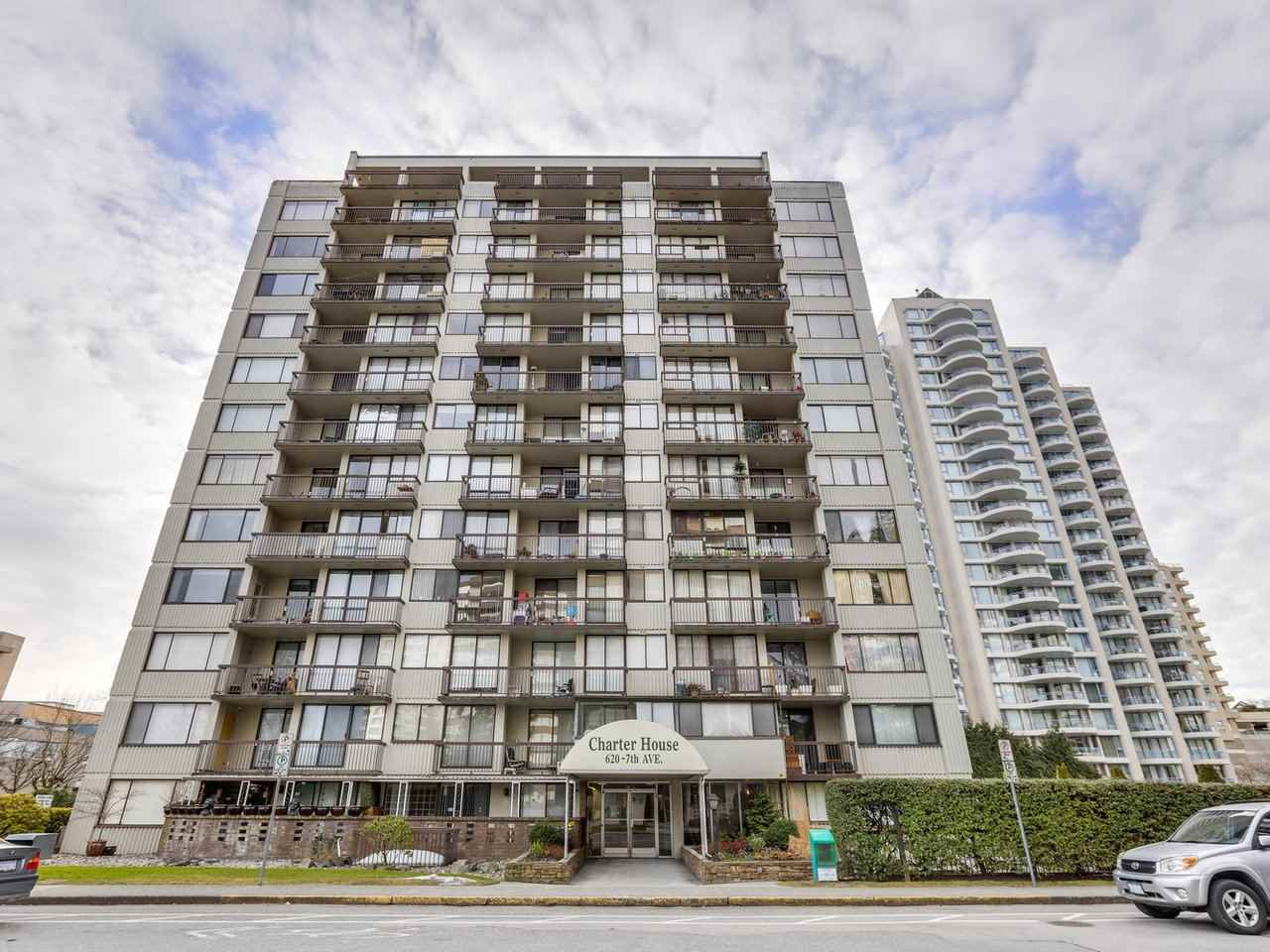 FEATURED LISTING: 706 - 620 SEVENTH Avenue New Westminster