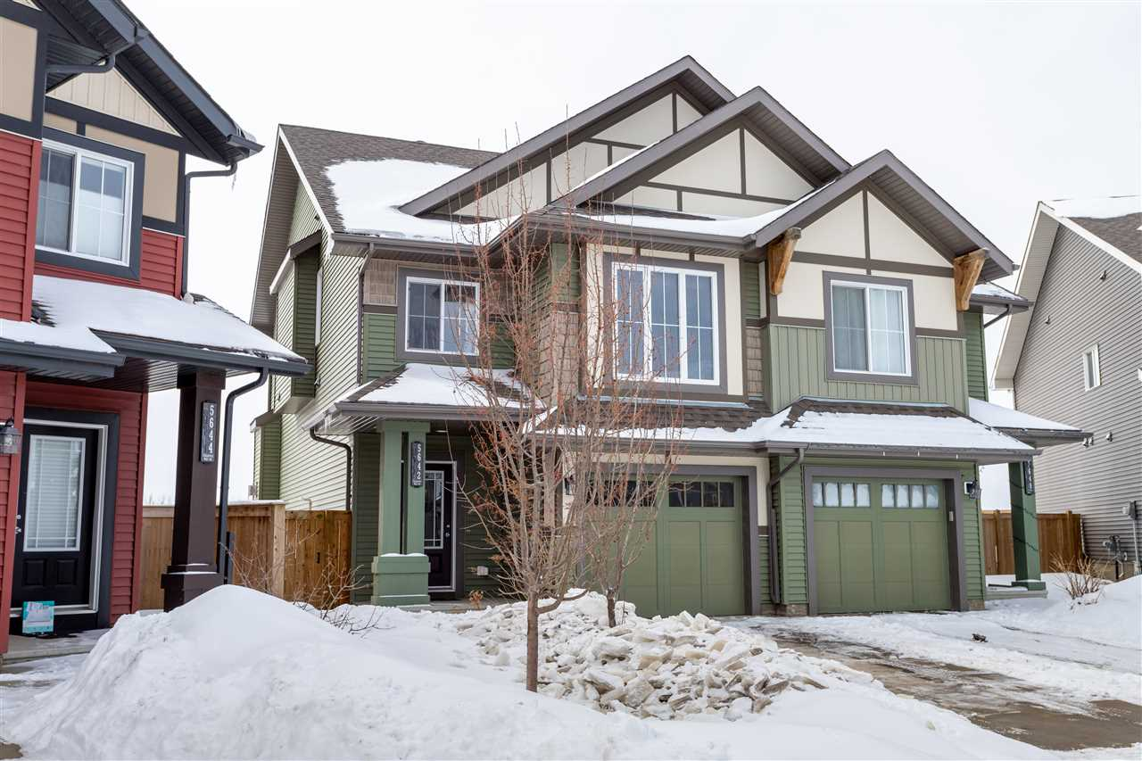 FEATURED LISTING: 5642 CRABAPPLE Way Edmonton