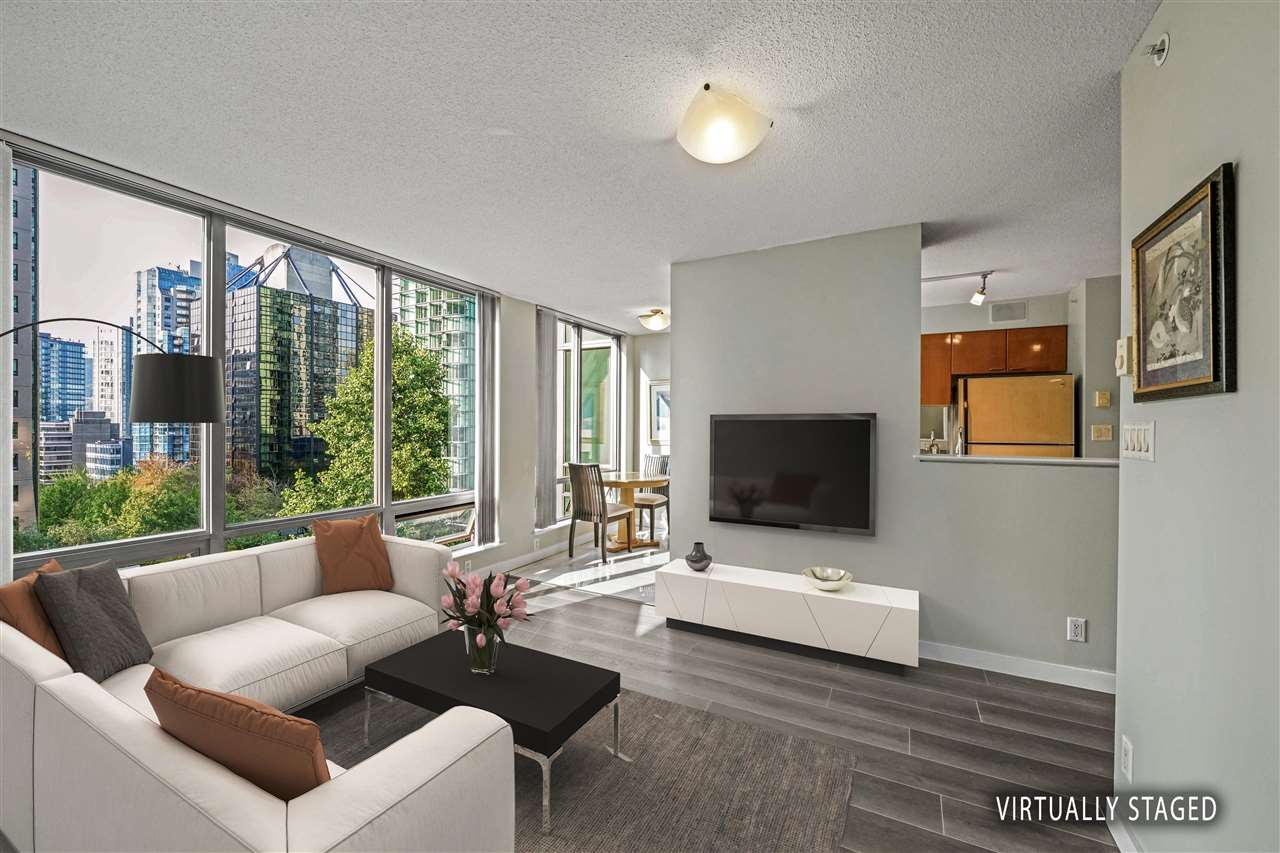 FEATURED LISTING: 601 - 1288 GEORGIA Street West Vancouver