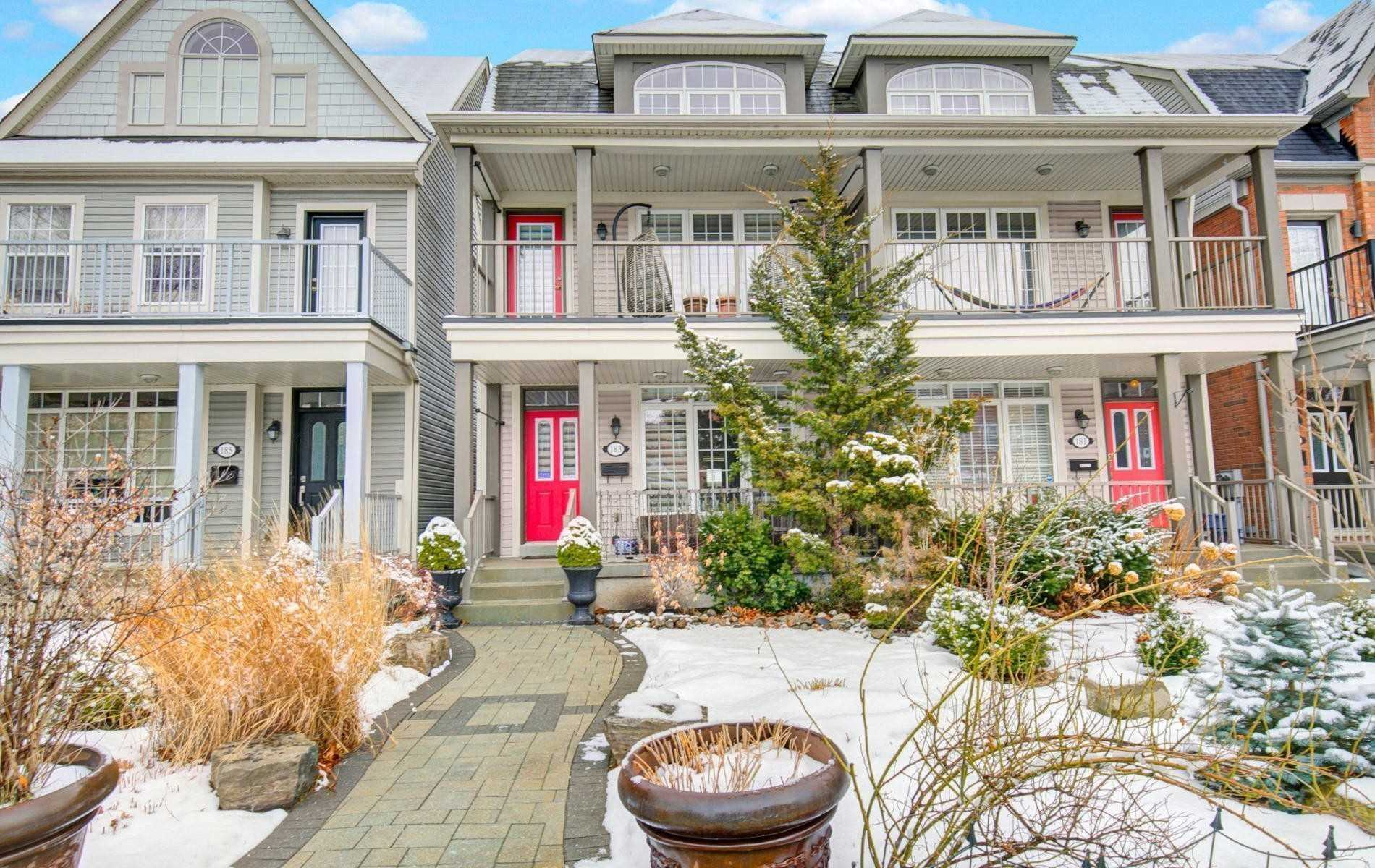 FEATURED LISTING: 183 Boardwalk Drive Toronto