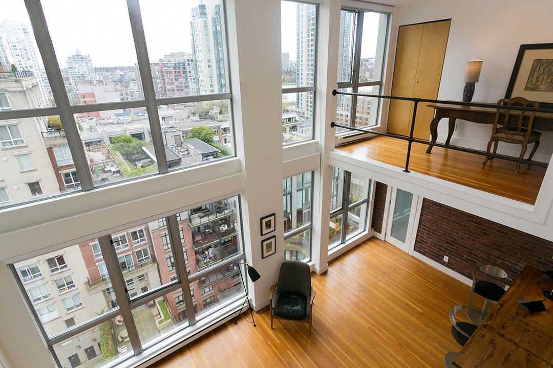 FEATURED LISTING: 1008 - 1238 RICHARDS Street Vancouver