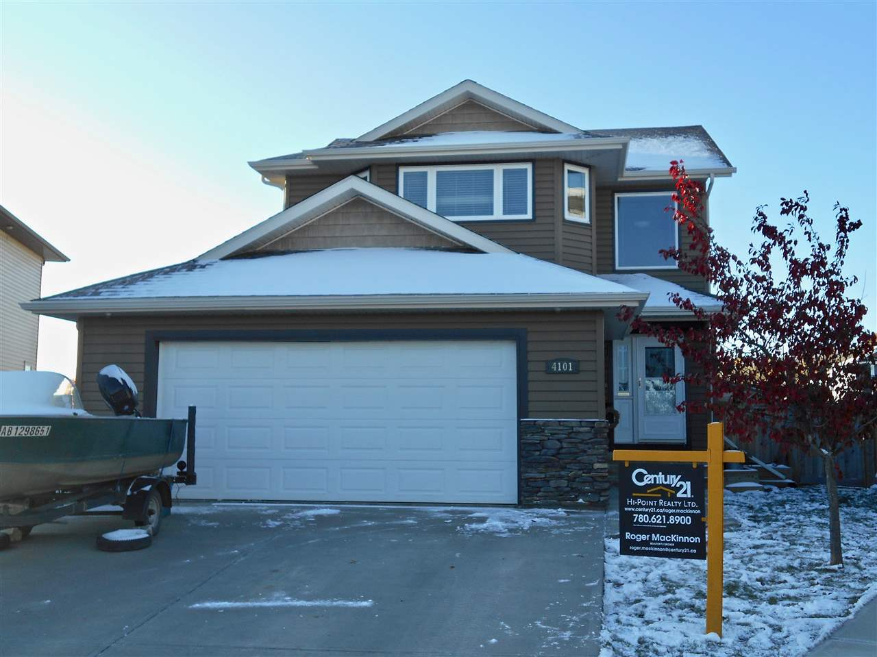 FEATURED LISTING: 4101 42 Street Drayton Valley