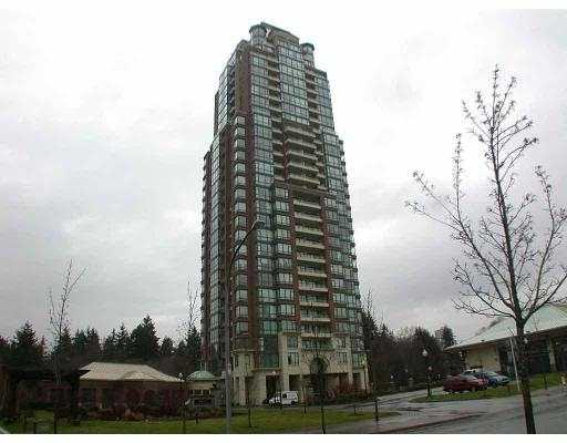 "Main Photo: 1506 6837 STATION HILL DR in Burnaby: South Slope Condo for sale in ""THE CLARIDGES"" (Burnaby South)  : MLS®# V543290"