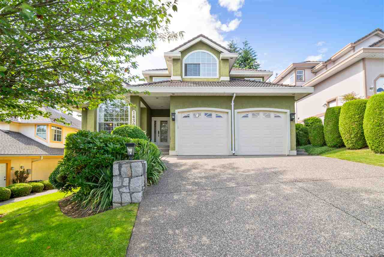 FEATURED LISTING: 1430 SANDSTONE Crescent Coquitlam
