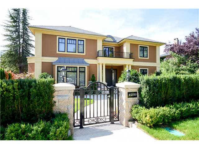 FEATURED LISTING: 4239 PINE Crescent Vancouver